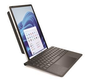 Experience the perfect portable companion device for your hybrid life with the HP 11 inch Tablet PC, productivity any way you want with its magnetic, detachable keyboard that works in portrait or landscape mode.