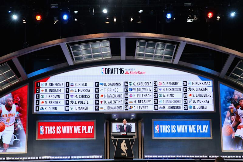 Sixers Could Have No.1 And No.4 Picks