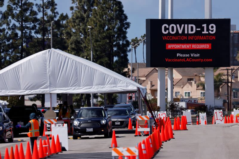 U.S. has administered 187 million doses of COVID-19 ...