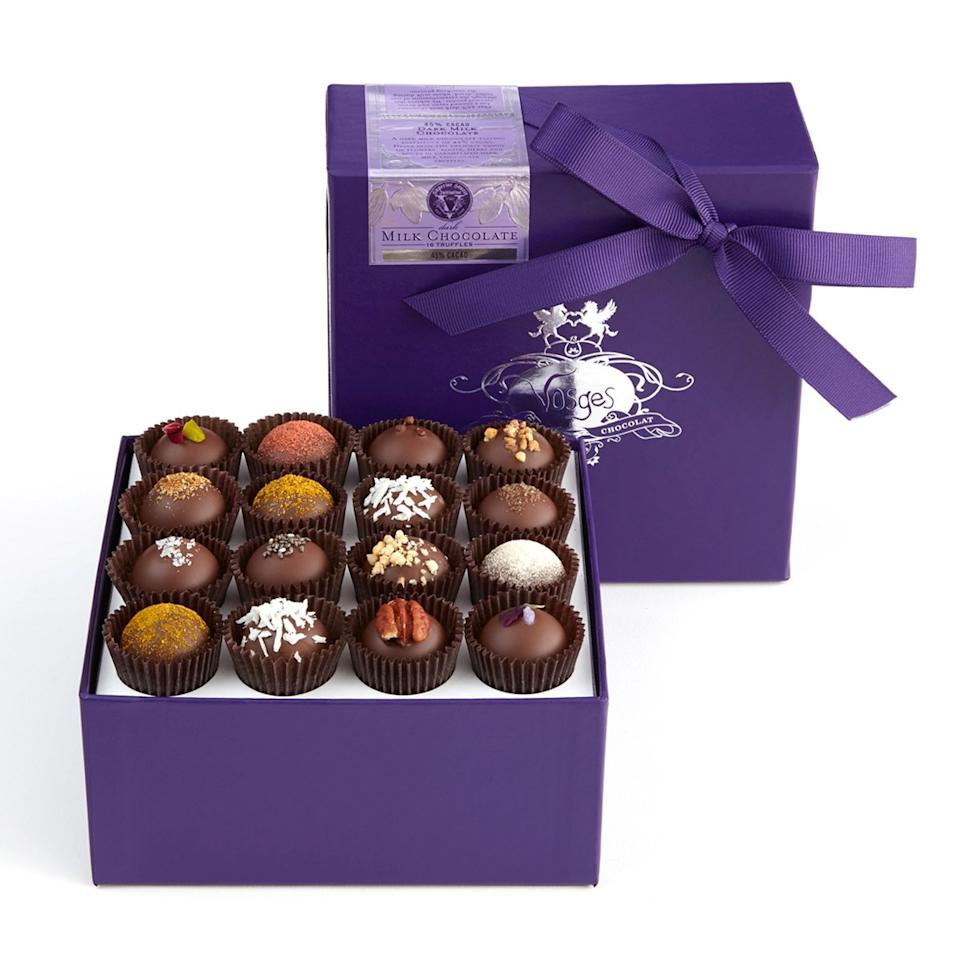 Credit: Vosges Chocolate