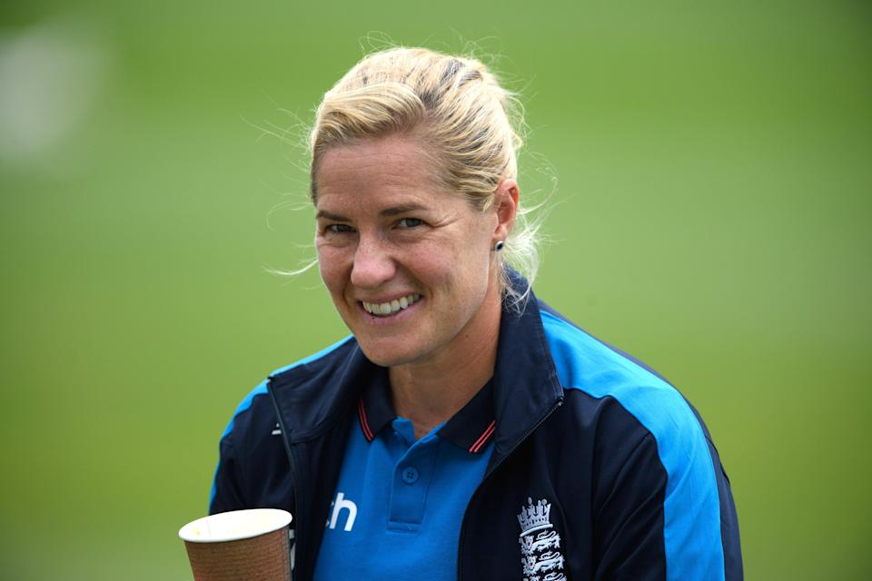 Katherine Brunt is excited for the start of The Hundred (PA Wire)