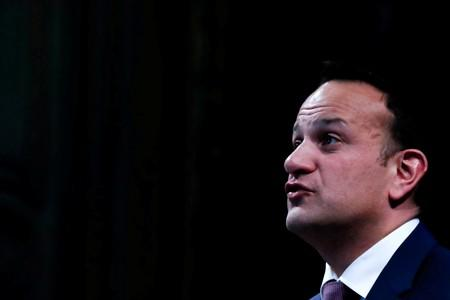 Irish PM tells Johnson that withdrawal agreement cannot be re-opened
