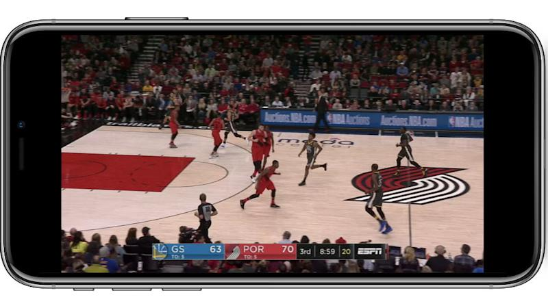 ESPN+, the stand-alone streaming sports app we've been