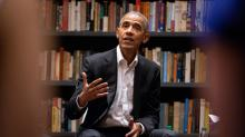 Barack Obama shares his annual summer reading list — and one of the authors is so honored