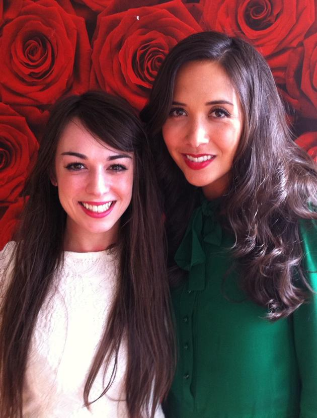 Celebrity photos: Myleene Klass was as lovely as she looks when we had a gossip with her.