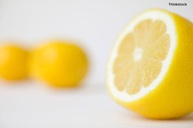 Get rid of the toxic chemicals under your kitchen sink and make your own cleaning products. It's easy and cheap — and at least you know you're using a non-toxic solution to wipe down your kitchen counter. Simple kitchen items like lemon juice, vinegar and baking soda can go a long way in cleaning everything, from your windows to your toilet bowl.