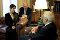 Two Yazidi survivors of IS group 'win Sakharov prize'