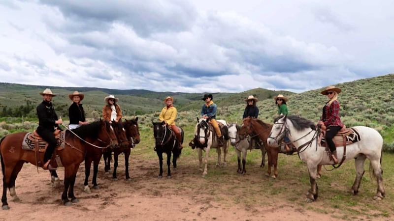 Karlie Kloss and Josh Kushner host second wedding celebration in Wyoming