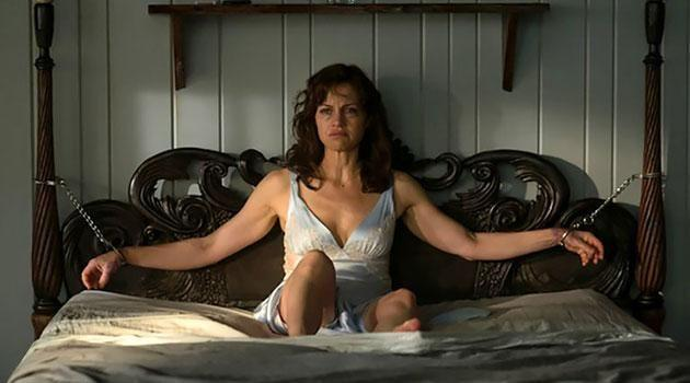 Gerald's Game is not for the faint-hearted! Source: Netflix