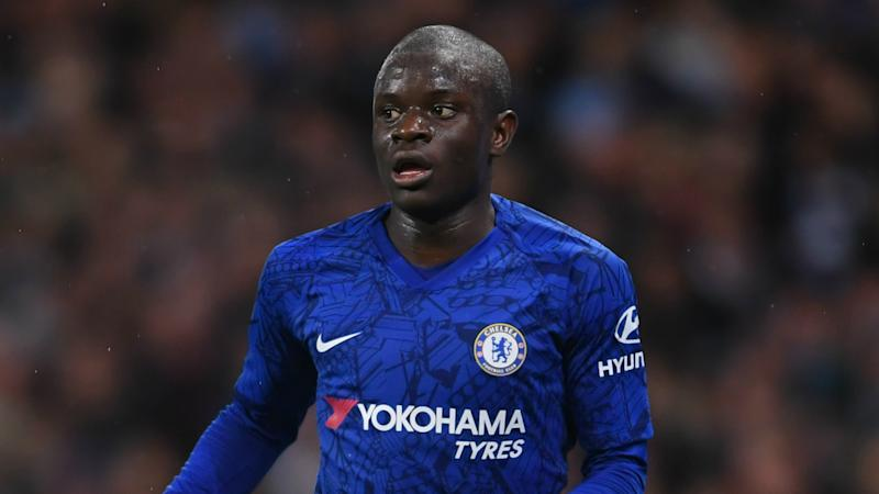 Lampard dismisses Kante move talk, says star's future is at Chelsea
