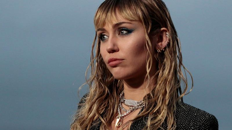 Miley Cyrus Is Back in the Recording Studio After Announcing Split From Husband Liam Hemsworth