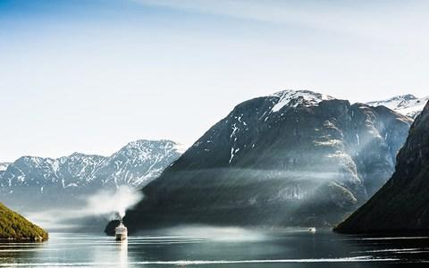 Norwegian fjords are an increasingly popular destination for cruises - Credit: Getty