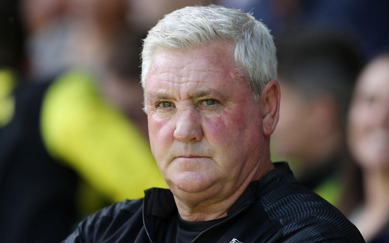 Newcastle United manager Steve Bruce has plenty on his to-do list already - REUTERS