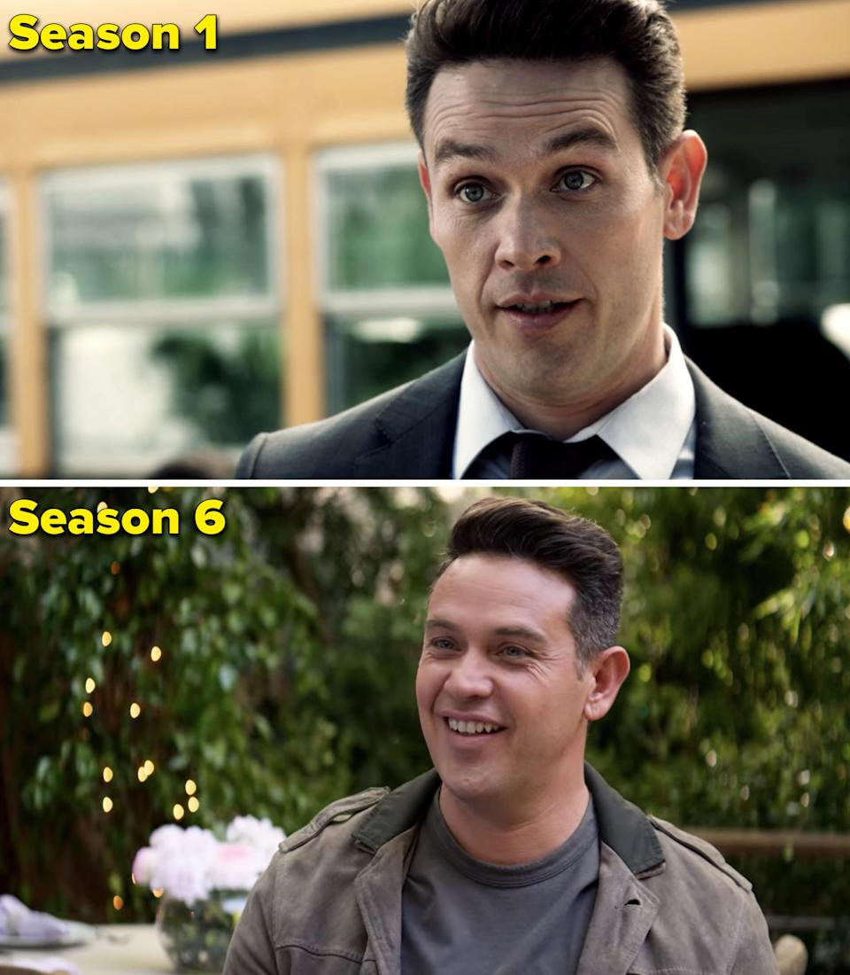 Kevin joined the cast of Luciferas Dan in 2016 and went on to star in 93 episodes of the series. In fact, Kevin wasn't the original actor cast as Dan and actually reshot the pilot after it had wrapped production. Kevin said,