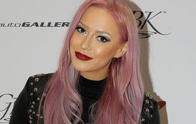 Kaya Jones Tweet about being in all-girl group sparked massive outrage. Source: Getty
