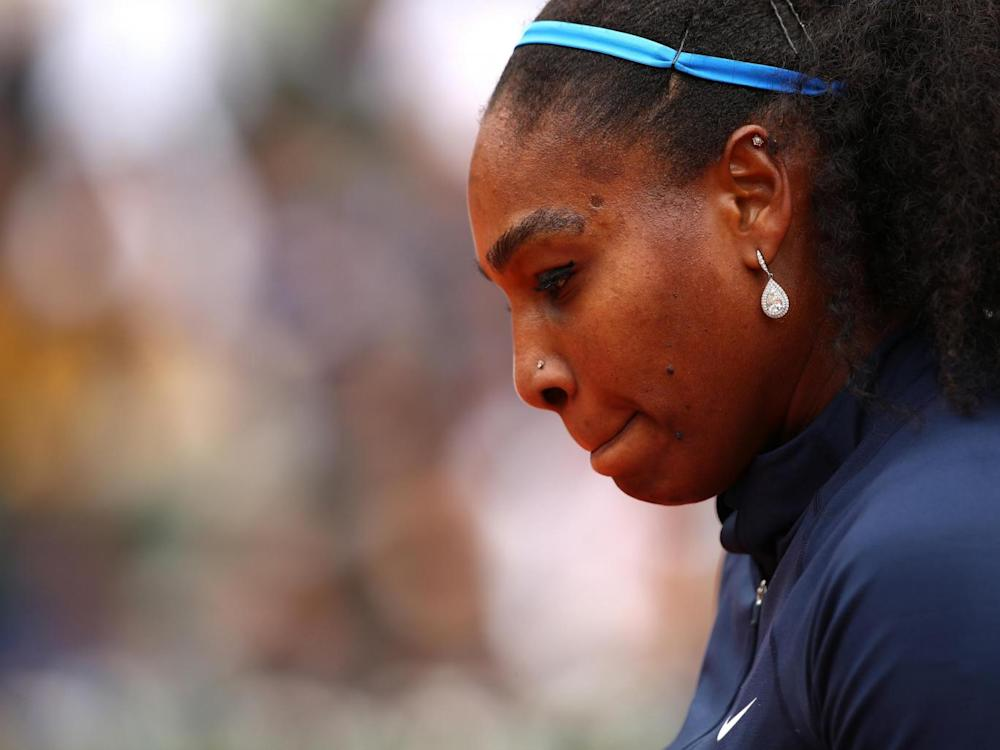 Williams has history in her sights (Getty)