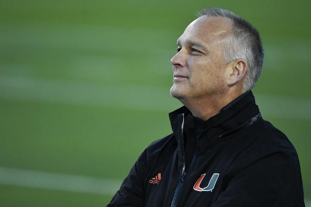 Mark Richt retired from coaching after the 2018 season. He spent 15 seasons at Georgia and another three at Miami. (Photo by Mike Comer/Getty Images)