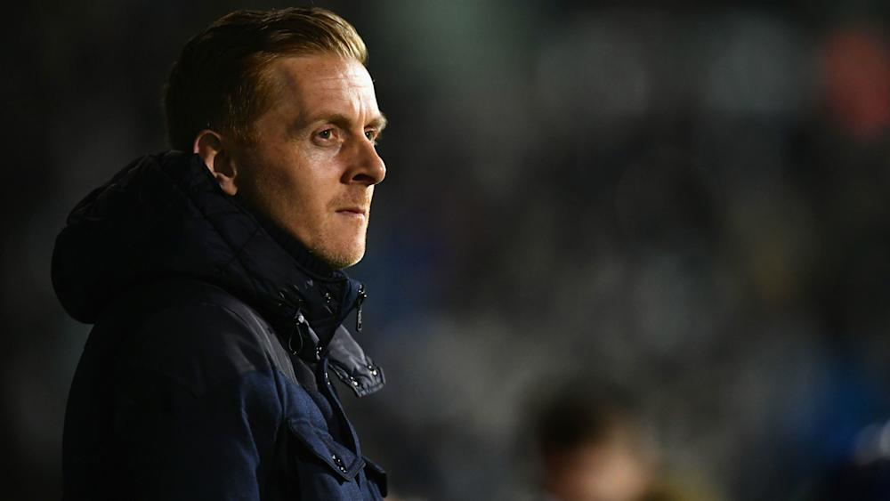 Garry Monk Leeds United Championship