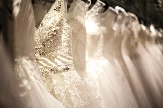 Women Offer Their Wedding Dresses To Brides-To-Be Affected By Alfred Angelo Files For Bankruptcy