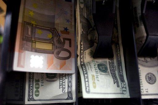 The euro fetched $1.2152 in New York trade Friday while the dollar was at 78.48 yen