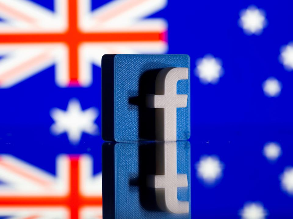 <p>In order for Facebook to back down, Australia agreed to certain changes to the original legislation  </p> (Reuters)