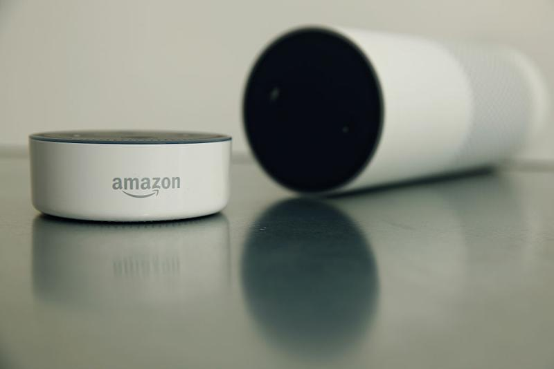 Hospitals are looking for a hit Amazon Alexa app