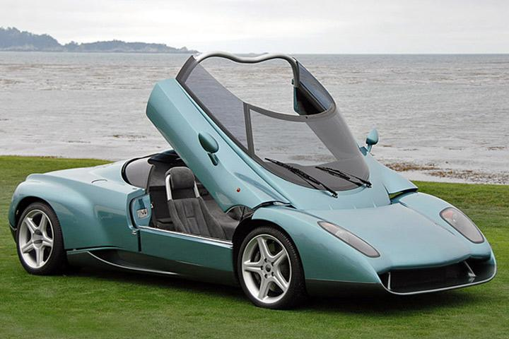 The 5 Most Extreme Lamborghini Concept Cars