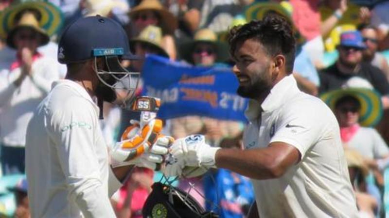 #IndiaInAustralia: List of all records scripted by centurion Rishabh Pant