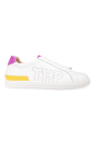 """<p><strong>Bared Footwear x The Hunger Project</strong></p><p>bared.com.au</p><p><strong>$239.00</strong></p><p><a href=""""https://bared.com.au/product/Hornbill-Thp-Pink-Suede-Yellow-Leather"""" rel=""""nofollow noopener"""" target=""""_blank"""" data-ylk=""""slk:SHOP IT"""" class=""""link rapid-noclick-resp"""">SHOP IT</a></p><p>Australian shoe brand Bared Footwear collaborated with The Hunger Project to create two special sneakers in which $50 of each purchase will be donated in an effort to end world hunger. Add this sneaker into your weekly footwear rotation or gift it to someone who would love the color combos. </p>"""