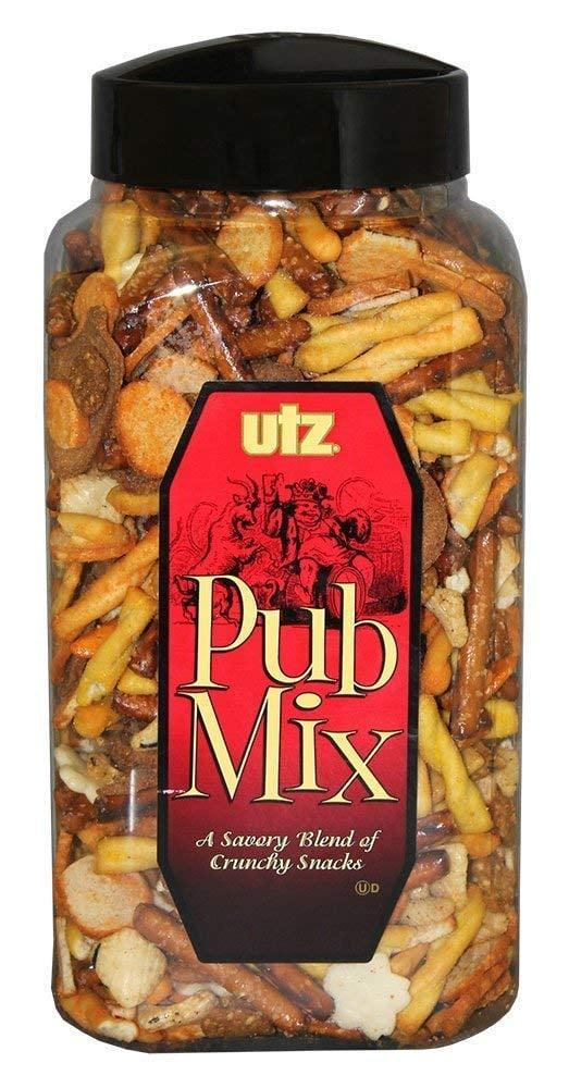 <p>I love a <span>Savory Snack Mix</span> ($7).</p>