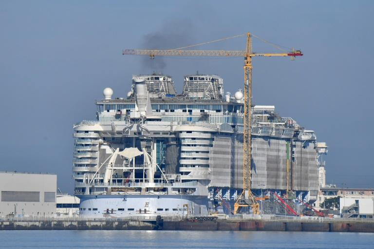 Italy's Fincantieri to take control of France's STX, ending shipyard row