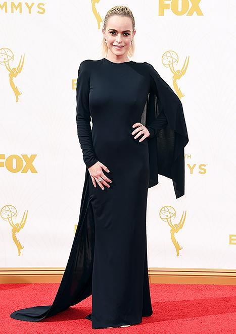 Taryn Manning at the Emmys on September 20, 2015