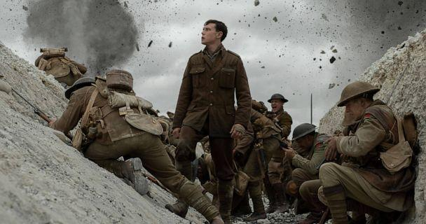 PHOTO: George MacKay stars in '1917.' (Universal Pictures)