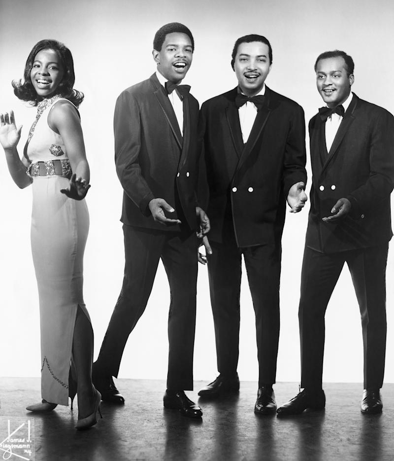 Why Did Gladys Knight's Background Singers Call Themselves ...