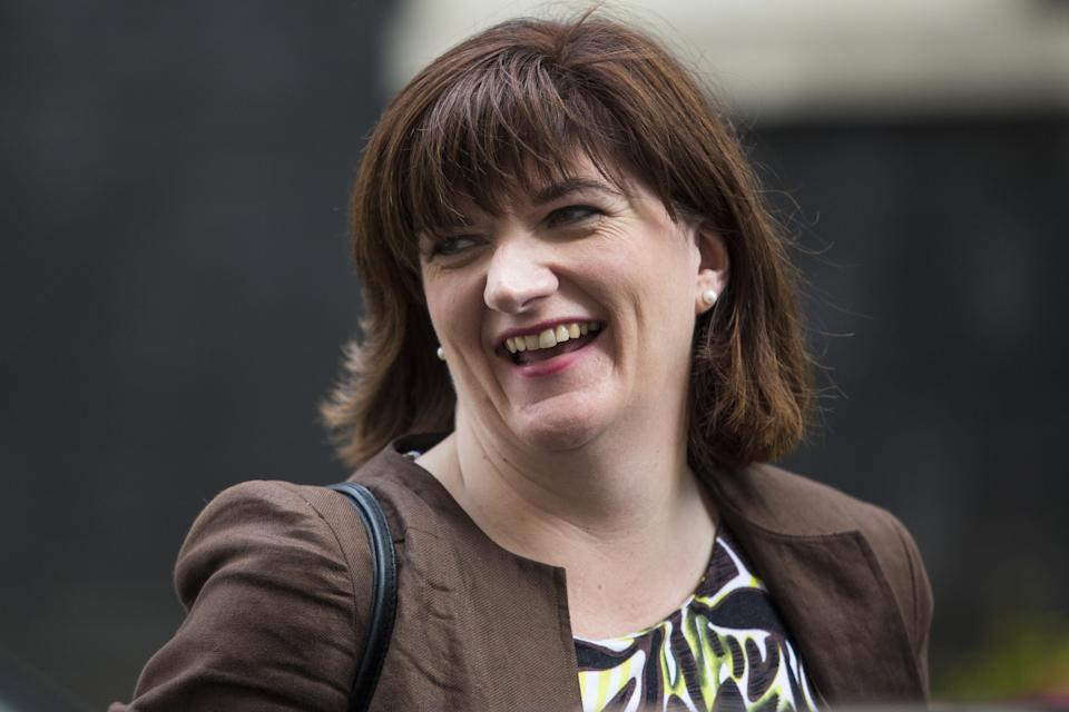 Nicky Morgan is a former education secretary and is now chair of the powerful Treasury select committee (Jack Taylor/Getty Images)