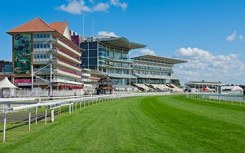 York Racecourse - Credit: KIM KIRBY
