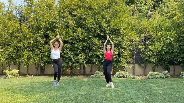 """<p>Everyone knows Jennifer Garner can dance. (Have you seen her <a href=""""https://youtu.be/TWIicd4iOV0"""" rel=""""nofollow noopener"""" target=""""_blank"""" data-ylk=""""slk:do """"Thriller"""""""" class=""""link rapid-noclick-resp"""">do """"Thriller""""</a> in <em>13 Going on 30</em>?!) But it turns out the actress studied ballet while growing up in West Virginia. Perhaps that's why she does Tutu Tuesday on her IG and <a href=""""https://www.womenshealthmag.com/fitness/a33669891/jennifer-garner-legs-duet-professional-ballerina/"""" rel=""""nofollow noopener"""" target=""""_blank"""" data-ylk=""""slk:performs with real life ballerinas"""" class=""""link rapid-noclick-resp"""">performs with <em>real life </em>ballerinas</a> in her spare time.</p><p><a href=""""https://www.instagram.com/p/CGLCraeDiYl/?utm_source=ig_embed&utm_campaign=loading"""" rel=""""nofollow noopener"""" target=""""_blank"""" data-ylk=""""slk:See the original post on Instagram"""" class=""""link rapid-noclick-resp"""">See the original post on Instagram</a></p>"""