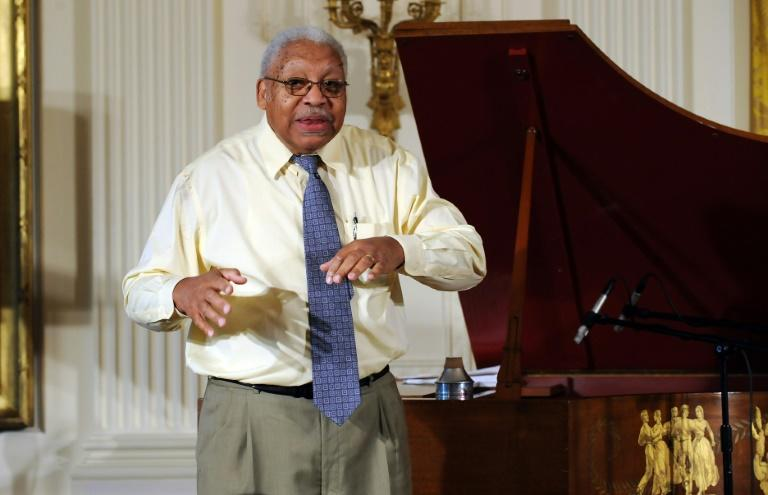 Jazz great Ellis Marsalis (pictured 2009) died on April 1, 2020, aged 85 after contracting the virus