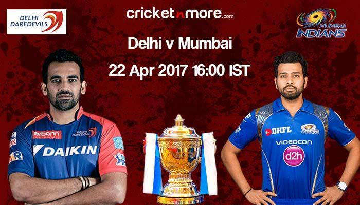 IPL: Mumbai Indians aim to exploit home condition vs Delhi Daredevils
