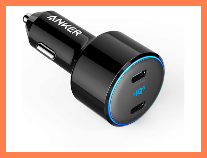 Save $9—Anker 48W Car Charger. (Photo: Anker)