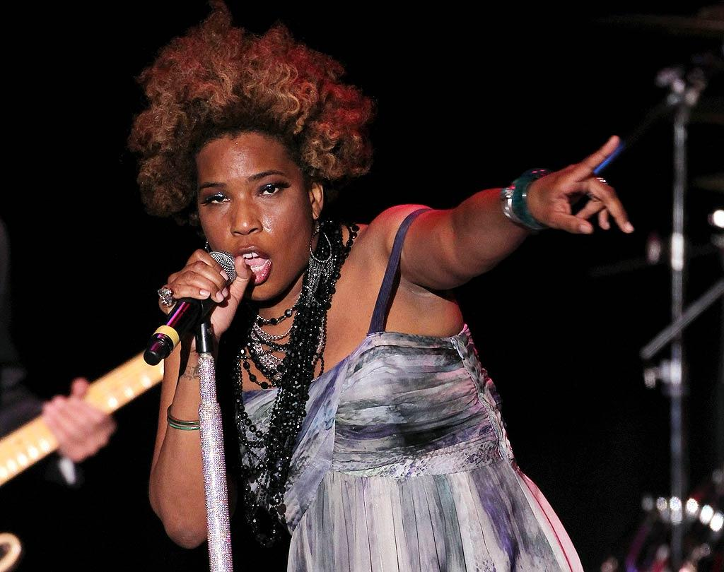 """Singer Macy Gray turns 44. David Buchan/<a href=""""http://www.gettyimages.com/"""" target=""""new"""">GettyImages.com</a> - May 7, 2011"""