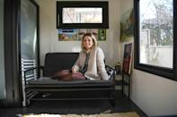 Some people are also buying them to rent out, says Pelin Dustegor