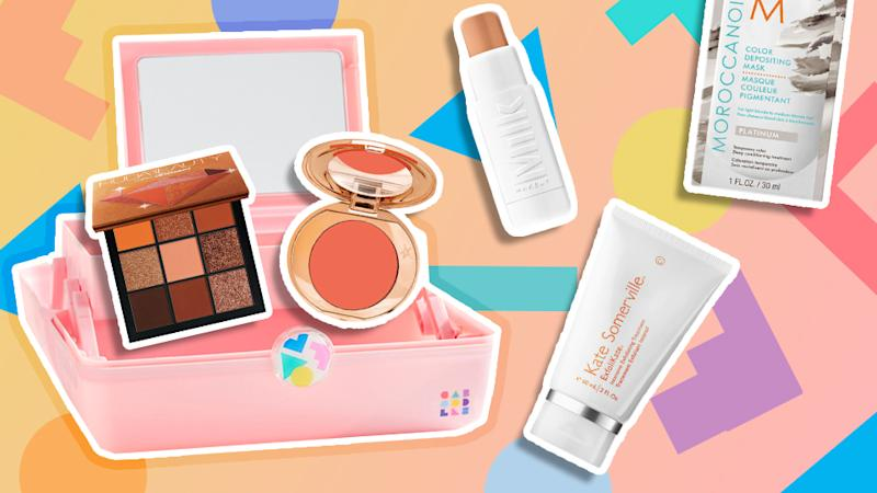 Bite-Size Beauty Products That Make a Cramped Space Fancy and Functional