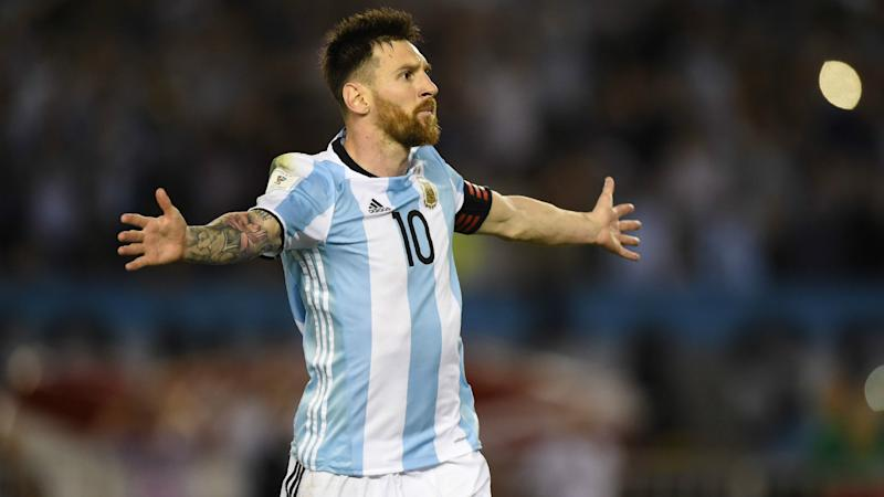 Argentina World Cup qualifying