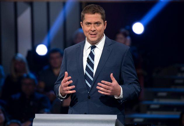 Conservative Leader Andrew Scheer has said he's personally