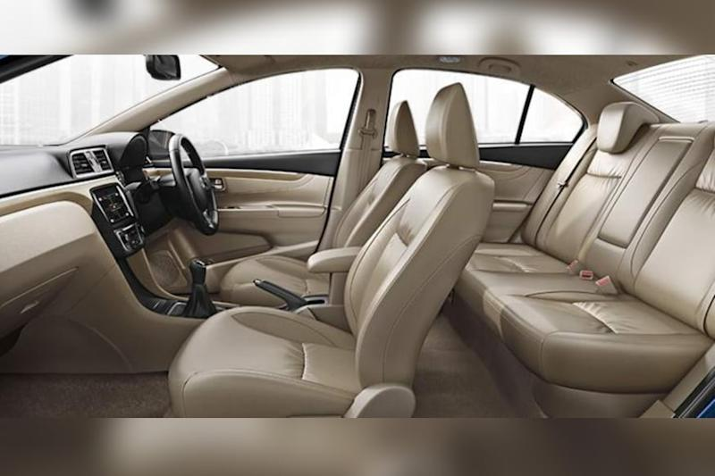 Maruti Suzuki Ciaz Interiors. (Image source: MSI)