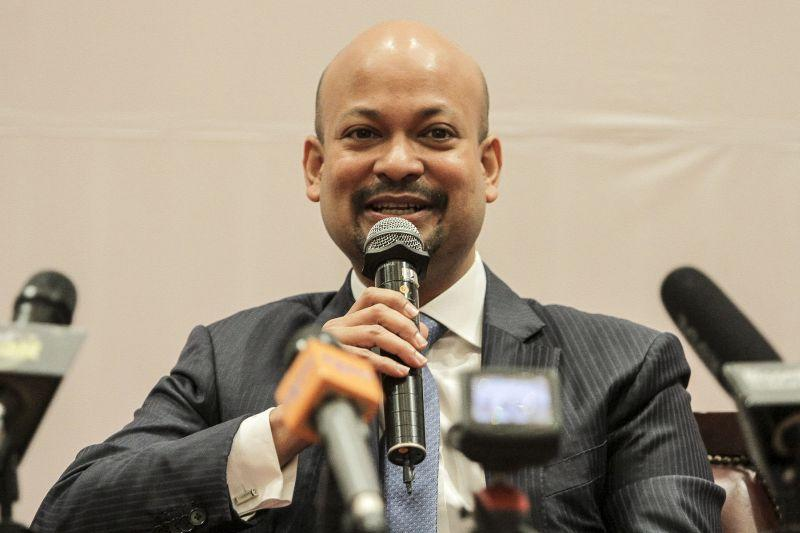 Arul Kanda was yesterday lambasted as being 'utterly dishonest and untrustworthy'. ― Picture by Yusof Mat Isa