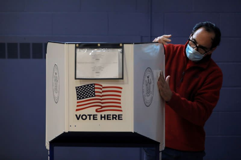 Early voting in New York City