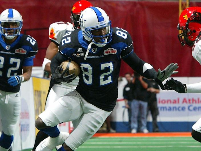 Marcus Nash arena football league