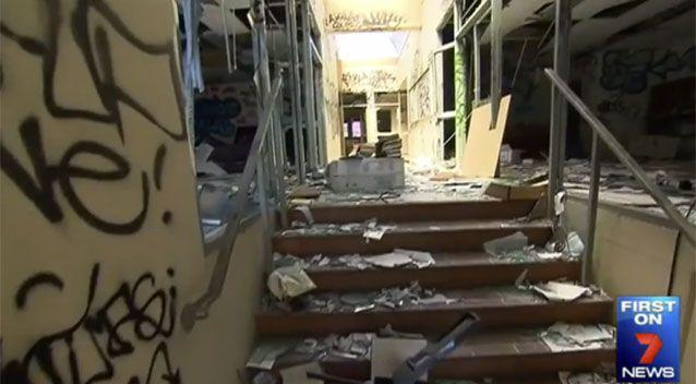 The damage is estimated to be around $200, 000. Source: 7 News.